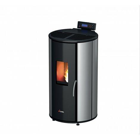 CADEL Rondo Pelletofen 6,5 kW Pellet Ofen Pellets Holzpellets