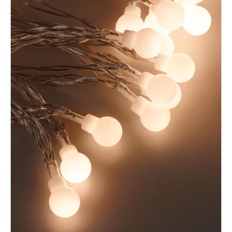 43ffbeb5d84 Cadena de luz de hadas -80 LED (11m) Navidad Fiesta Boda - decoración para  navidad