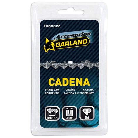 Cadena Motosierra 3/8 56E - GARLAND - 7103805056