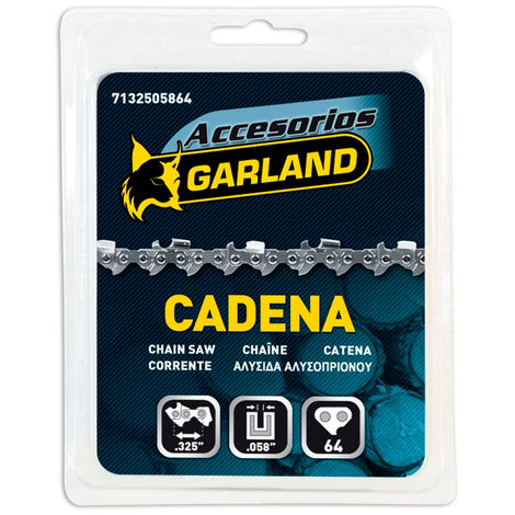 "Cadena para motosierra 325"" Garland"