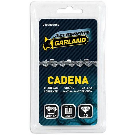 Cadena para motosierra de pértiga 40 eslabones 3/8 BP 0,050 Garland