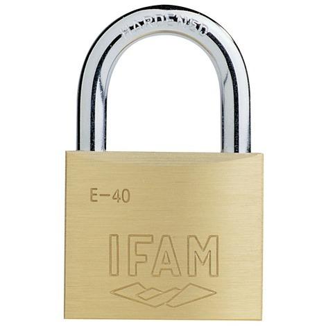 Cadena série E laiton (2 clés) IFAM - plusieurs modèles disponibles