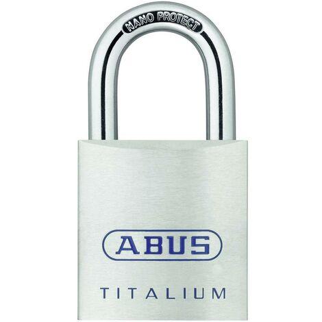Cadenas 95 mm avec serrure à clé ABUS ABVS56593