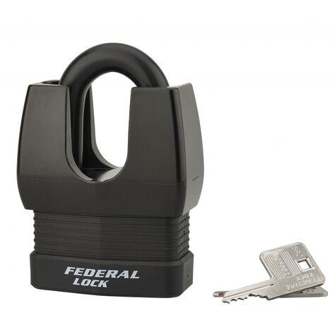 Cadenas à clé Docker THIRARD - 65 mm - 012804