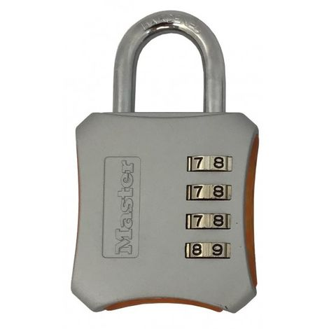 Cadenas à combinaison Master Lock 653EURD