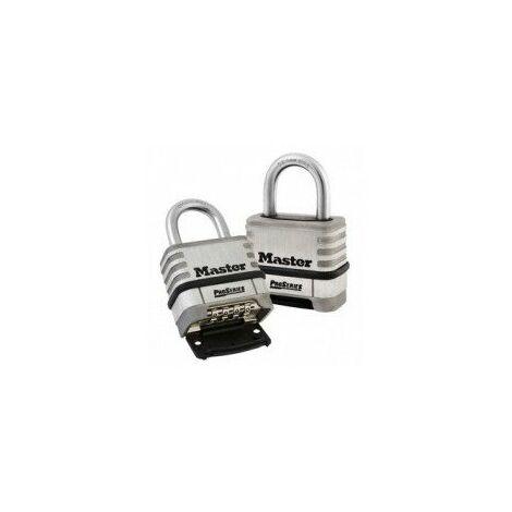 Cadenas a combinaison 'pro-series' cadenas 58 mmanse ø / hauteur intérieur:8 mm / 28 mmcombinais