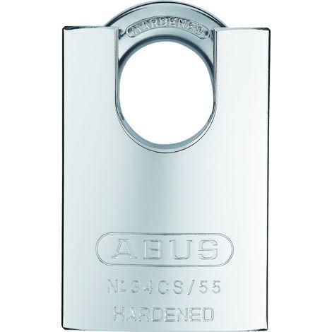 Cadenas ABUS Haute Sécurité 34/55mm CLASSIK - Alu