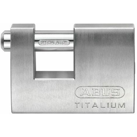 Cadenas ABUS Titalium 82Ti/70 monobloc - Alu