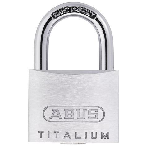 Cadenas aluminium Titalium™ serie 64 TI Abus