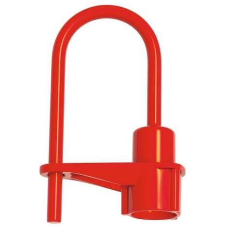 Cadenas de pompier pour clé triangulaire 14 mm