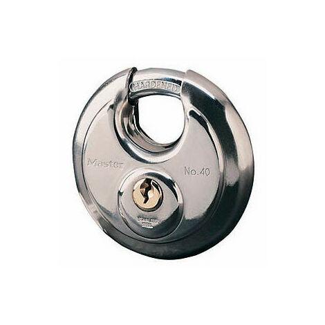 Cadenas Disque Inox - Diam 70 mm