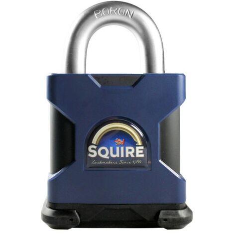 Cadenas haute sécurité 65 mm Squire SS65S