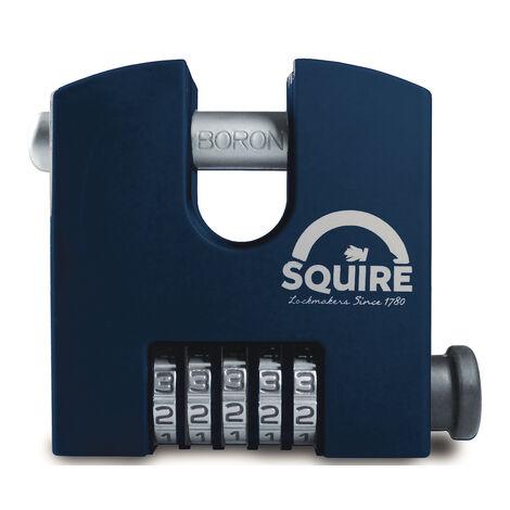Cadenas monobloc à combinaison Squire SHCB75