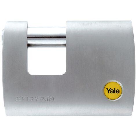 Cadenas Shutter Chromé - Yale - Gris