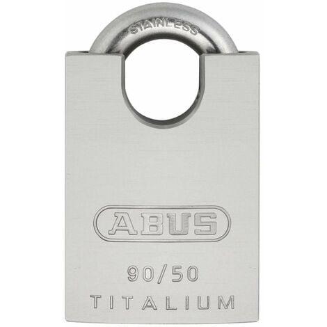 Cadenas Titanium ABUS FRANCE SAS 90RK/50