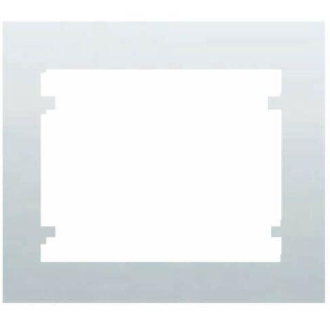 Cadre 1 élément BLANC BJC IRIS 18001