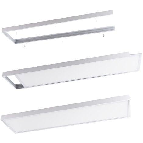Cadre De Montage Monté En Surface Panneau LED 120x30Cm (NE-M-P-1200300)