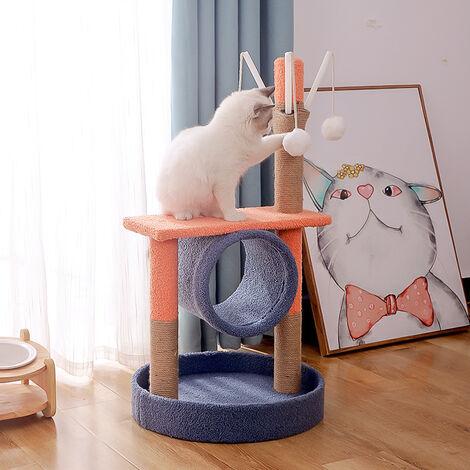 Cadre d'escalade pour chat, litière pour chat, arbre à chat, poteau à gratter pour chat, jouet pour chat, fournitures pour chat A