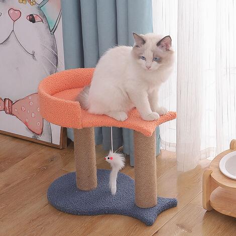 Cadre d'escalade pour chat, litière pour chat, arbre à chat, poteau à gratter pour chat, jouet pour chat, fournitures pour chat E