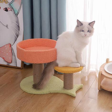 Cadre d'escalade pour chat, litière pour chat, arbre à chat, poteau à gratter pour chat, jouet pour chat, fournitures pour chat F