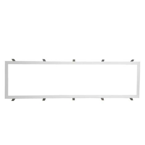 Cadre D'intégration Plafond Pour Dalle LED 120x30 CLAREO