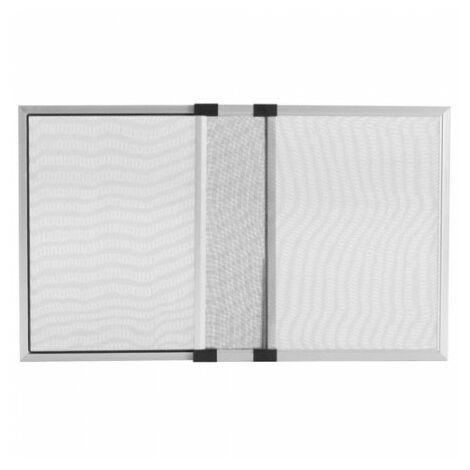 Cadre moustiquaire aluminium extensible 75x100/ 193