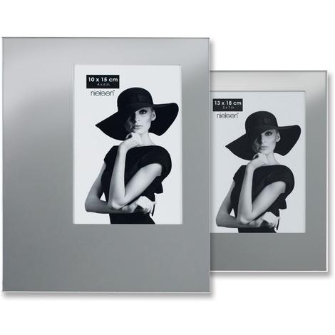 Hama portrait cadre acrylique paysage format 13x18cm