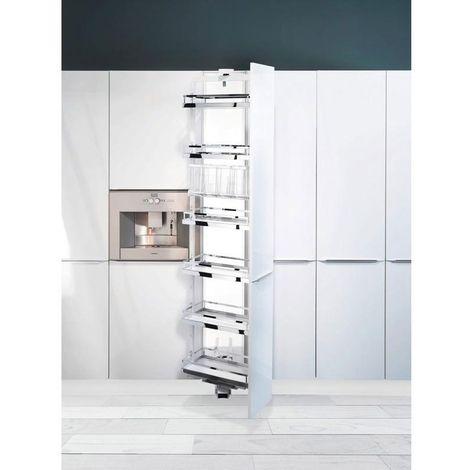 Cadre pour armoire coulissante et pivotante swing - KESSEBOHMER