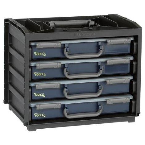 Cadre pour tiroirs de rangement raaco HandyBox 55 (L x l x h) 376 x 265 x 310 mm 1 pc(s)