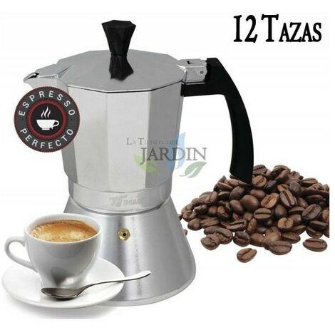 Cafetera de inducción 12 tazas