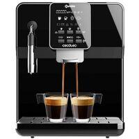 Cafetera power matic-ccino 6000 serie nera