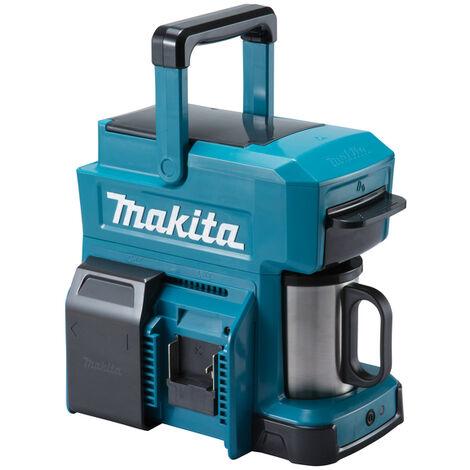 Cafetière 18V ou 12V MAKITA - sans batterie ni chargeur - DCM501Z
