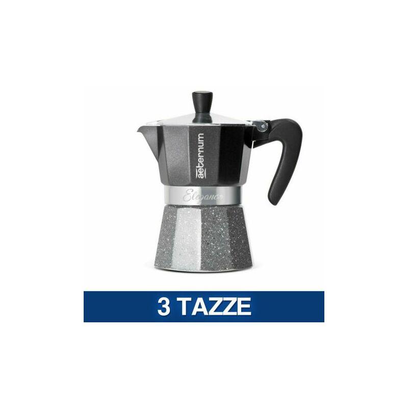 Image of Caffettiera Moka Bialetti Espresso Aeternum Elegance Allegra 1 3 Tazze (51448V) 3 Tazze (00080)