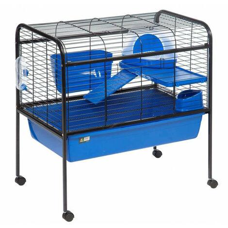 Cage a Lapin 88 x 53 x 90 cm - avec pieds mobile. pour lapin.