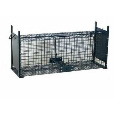 cage à rat une porte 50 x 20 x 20 cm