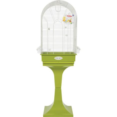 Cage Arabesque Noemie 50 cm - olive - Zolux