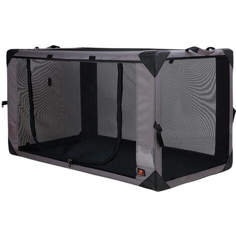 Cage Crate Cat Pet Carrier Voyage Cat Portable Nylon Mesh Net Design Sac De Rangement Pliable Ventiler Etanche
