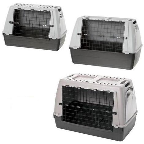 Cage de transport Cargo Box Pro Désignation : Cargo Box | Taille : 100 x 60 x 65 cm CargoBox Pro 31529