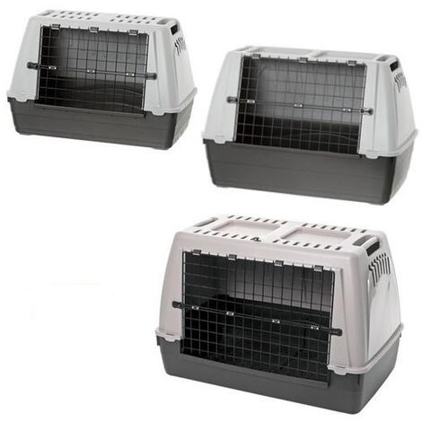 Cage de transport Cargo Box Pro Désignation : Cargo Box | Taille : 88 x 51 x 58 cm CargoBox Pro 31528