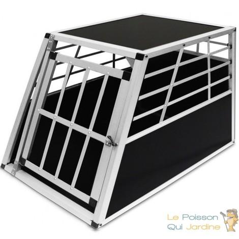 cage de transport en aluminium pour petits animaux. Black Bedroom Furniture Sets. Home Design Ideas