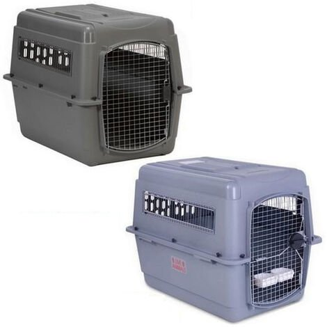 Cage de transport Vari Sky Kennel pour avion Désignation : Sky Kennel   Type : Giant   Taille : Sky Kennel Sky Kennel 900060