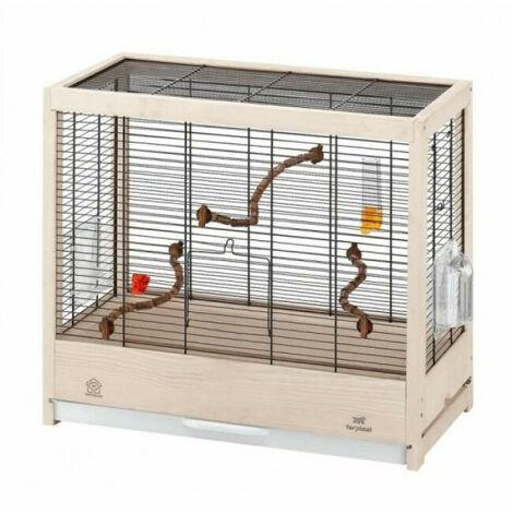 Cage Ferplast Giulietta en bois Taille 6