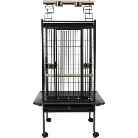 Cage Kambela - grise - Zolux
