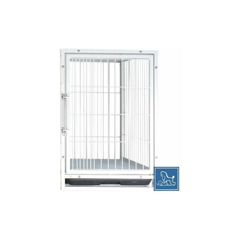 Chadog - Cage modulable M 57x 68 x 80 cm