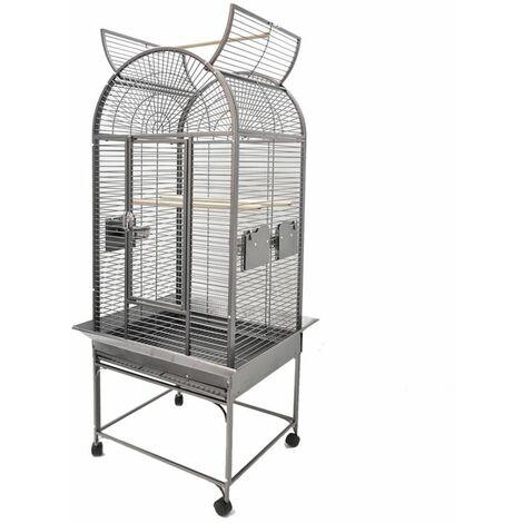 Cage perroquet myro 66 x 56 x 174 cm S