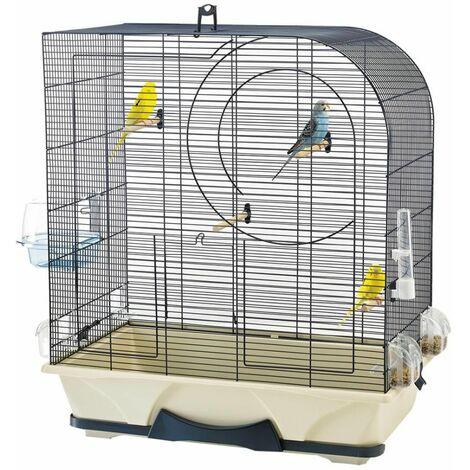 Cage petit Oiseau Arte 50 bleu 64x38x71cm