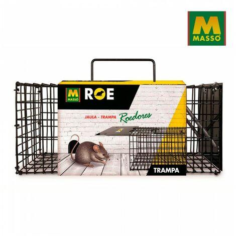 CAGE PIEGE POUR RATS ET SOURIS