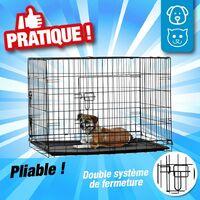 Cage pour animal de compagnie, chiens, chats