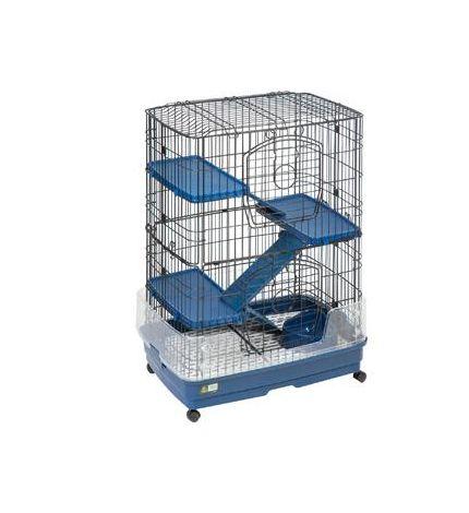 Cage pour furets/rongeurs tower - M