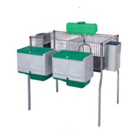 Cage pour lapins GAMMA 6